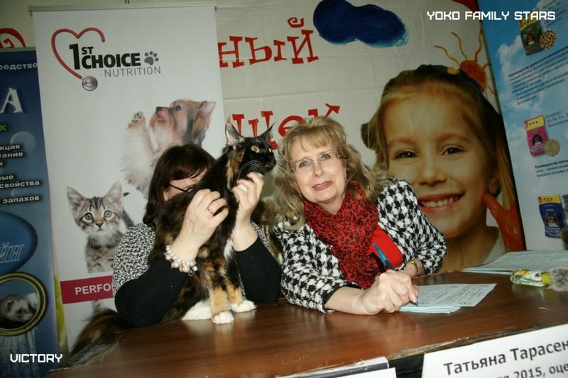 Yoko Family Stars, Фрея, VICTORY