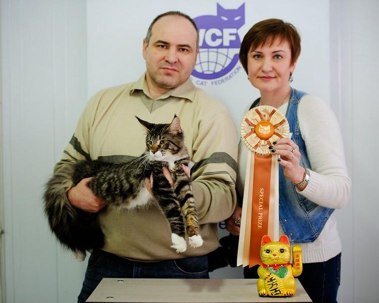 HoneyDevil Walter, Зимний Гла-Мурр -2015, VICTORY